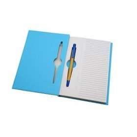 Cuaderno Hojas Troqueladas