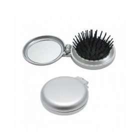 Cepillo Plegable con Espejo