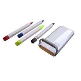Set Bolígrafos y Resaltador