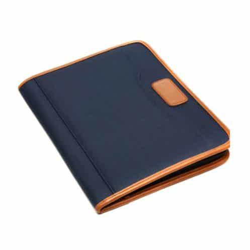 Carpeta A4 Cordura Azul