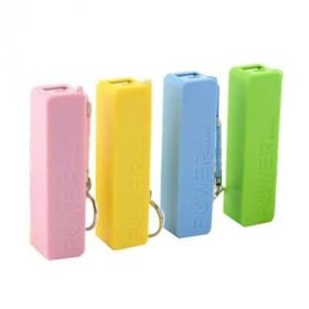 Power Bank Llavero 2600 MAH