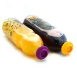 Botella Deco + Tapón 3 en 1