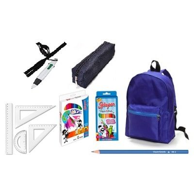 Kit Escolar Primaria