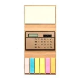 Set de Notas Eco Calculadora
