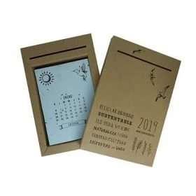 Calendario Eco Plantable