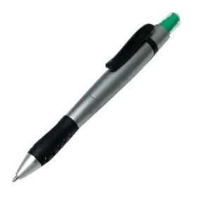 Bolígrafo Retráctil con Botón Color