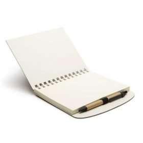 Cuaderno y Bolígrafo Eco
