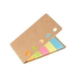 Memo Stick de 5 Colores