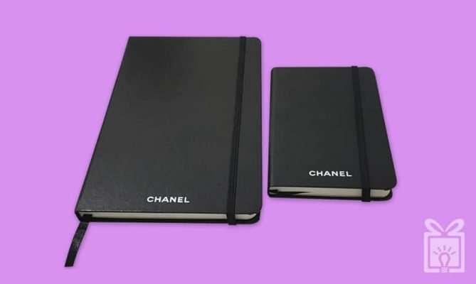 Libretas Chanel