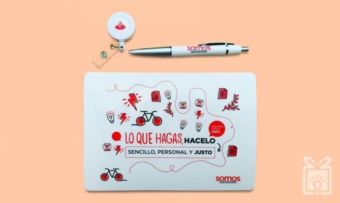 Kit Oficina Santander
