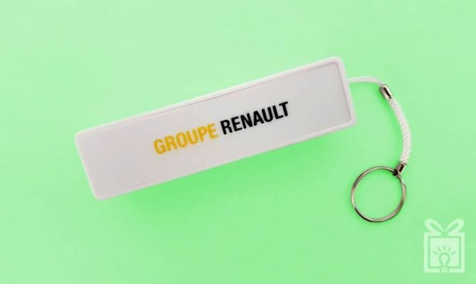 Power Bank Groupe Renault