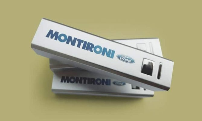 Power Bank Montironi