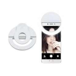 Luz Led para Selfies con Logo